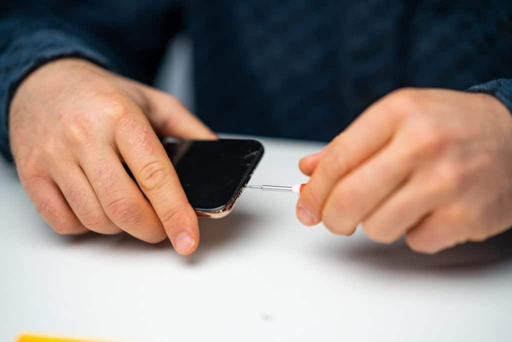 Smartphone Reparaturen in BASEL