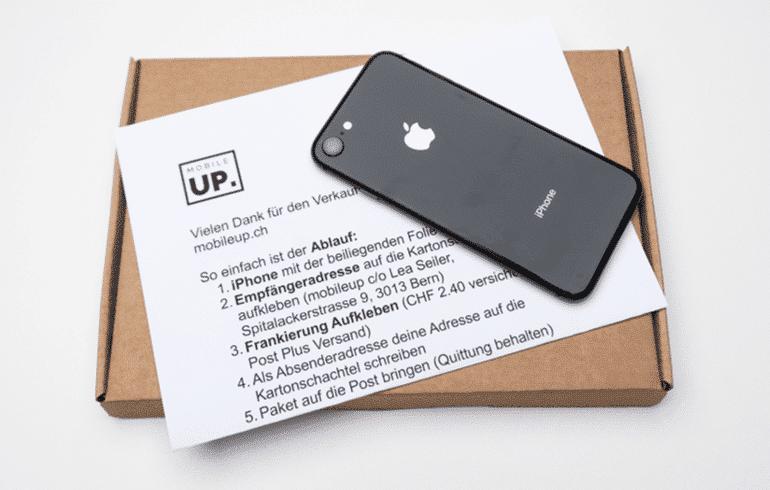 iPhone verkaufen gebraucht