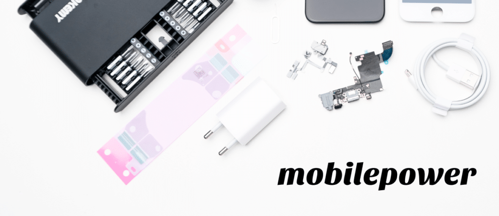 mobilepower.ch - iPhone selber reparieren