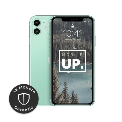 Apple iPhone 11 Green gebraucht von mobileup