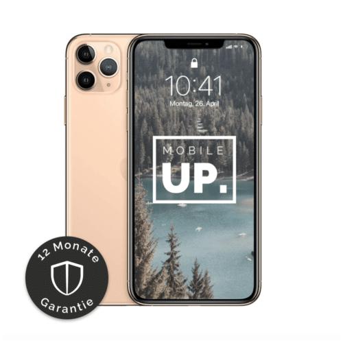 Apple iPhone 11 Pro Max Gold gebraucht von mobileup