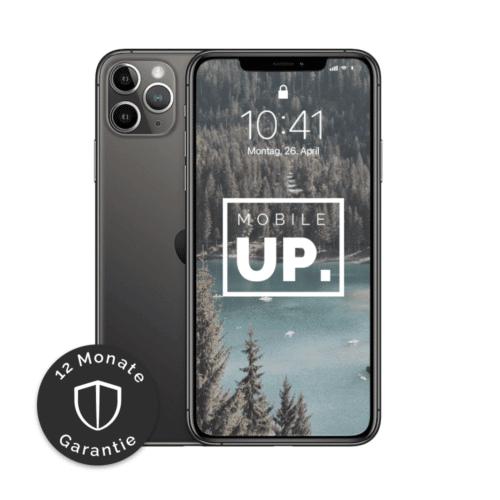 Occasion iPhone 11 Pro Max Grau refurbished