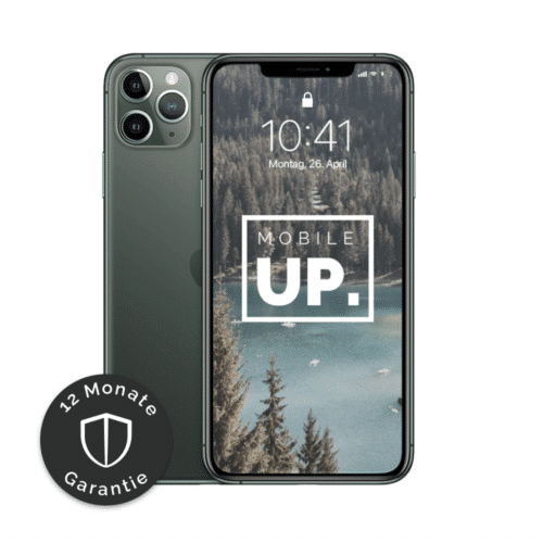Apple iPhone 11 Pro Max Green gebraucht von mobileup