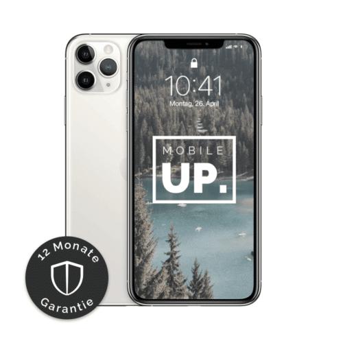Apple iPhone 11 Pro Max Silver gebraucht von mobileup