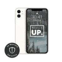 Apple iPhone 11 White gebraucht von mobileup