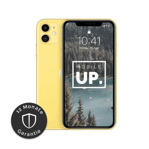 Apple iPhone 11 Yellow gebraucht von mobileup