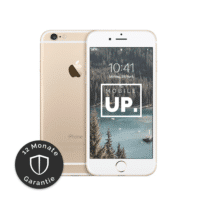 Apple iPhone 6 Gold gebraucht von mobileup