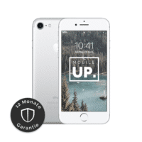 Apple iPhone 7 Silver gebraucht von mobileup