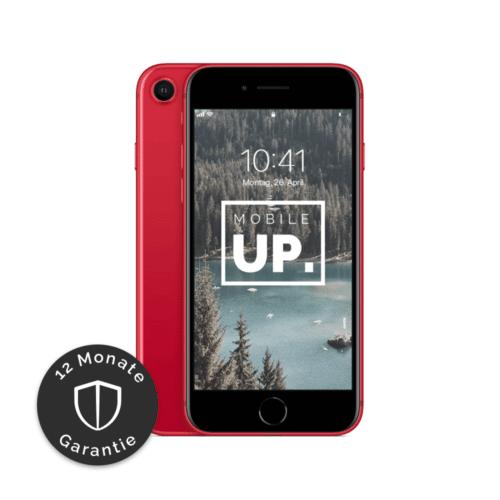 Apple iPhone SE (2020) Red gebraucht von mobileup