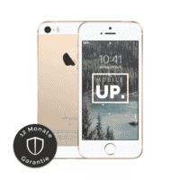 Apple iPhone SE Gold gebraucht von mobileup