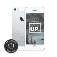 Apple iPhone SE Silver gebraucht von mobileup