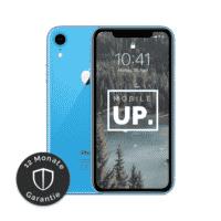 Apple iPhone XR Blue gebraucht von mobileup