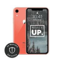 Apple iPhone XR Coral gebraucht von mobileup