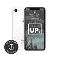 Apple iPhone XR White gebraucht von mobileup