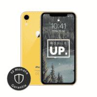 Apple iPhone XR Yellow gebraucht von mobileup