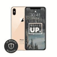Apple iPhone XS Gold gebraucht von mobileup