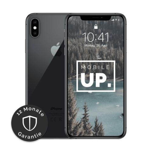 Gebrauchtes iPhone XS Max Schwarz top refubished