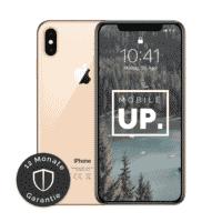 Apple iPhone XS Max Gold gebraucht von mobileup