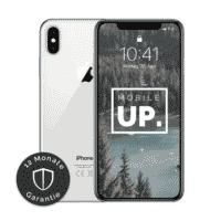 Apple iPhone XS Max Silver gebraucht von mobileup