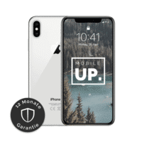 Apple iPhone XS Silver gebraucht von mobileup