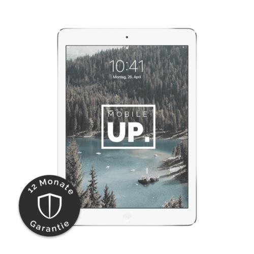 Apple Apple iPad Air 2013 (1. Gen) Silver gebraucht von mobileup