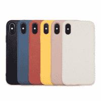 EcoCase Hülle für iPhone X XS all